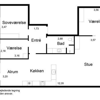 Markedsvej 69, 1. tv., 9900 Frederikshavn
