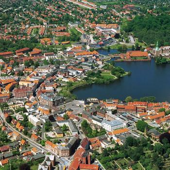 Carlsbergvej 18-22 og Studiestrædet 31-41, 3400 Hillerød