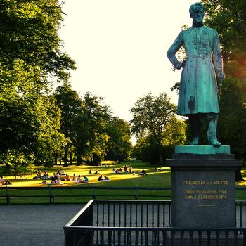 Domus Vista, Nordens Plads 4-18, 2000 Frederiksberg